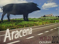 Feria de Jamon in Aracena